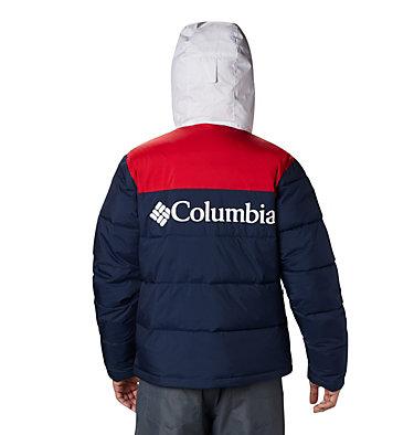 Men's Iceline Ridge™ Jacket Iceline Ridge™ Jacket | 464 | L, Collegiate Navy, Mountain Red, White, back
