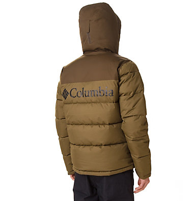 Iceline Ridge SkiJacke für Herren Iceline Ridge™ Jacket   010   L, Olive Brown, Olive Green, back