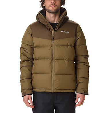 Iceline Ridge SkiJacke für Herren Iceline Ridge™ Jacket   010   L, Olive Brown, Olive Green, front