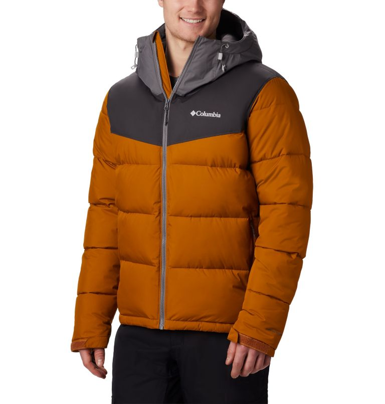 Men's Iceline Ridge Ski Jacket Men's Iceline Ridge Ski Jacket, front