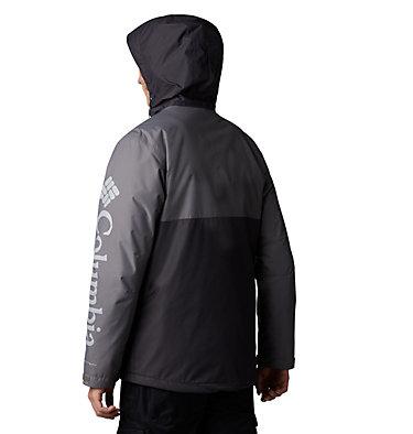 Men's Timberturner™ Insulated Jacket Timberturner™ Jacket | 271 | XL, Shark, City Grey, back