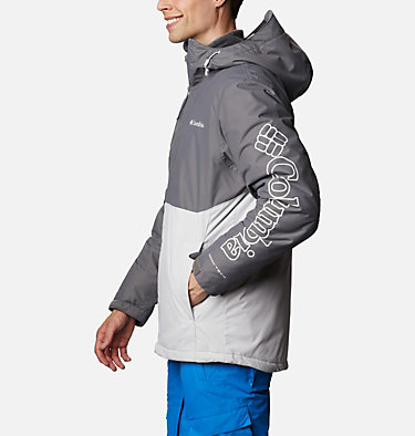 Men's Timberturner™ Insulated Jacket Timberturner™ Jacket | 271 | XL, Nimbus Grey, City Grey, a1