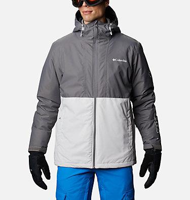 Men's Timberturner™ Insulated Jacket Timberturner™ Jacket | 271 | XL, Nimbus Grey, City Grey, front
