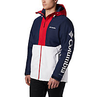Deals on Columbia Mens Timberturner Insulated Jacket