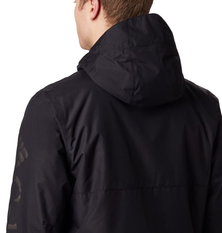 Timberturner™ Jacket | 010 | XL Men's Timberturner Ski Jacket, Black, a1