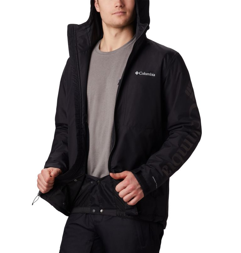 Timberturner™ Jacket | 010 | XL Men's Timberturner Ski Jacket, Black, a2