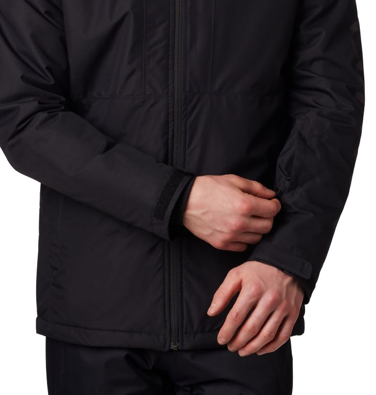 Timberturner™ Jacket | 010 | XL Men's Timberturner Ski Jacket, Black, a3
