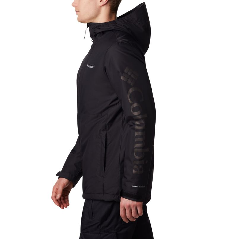 Timberturner™ Jacket | 010 | XL Men's Timberturner Ski Jacket, Black, a6