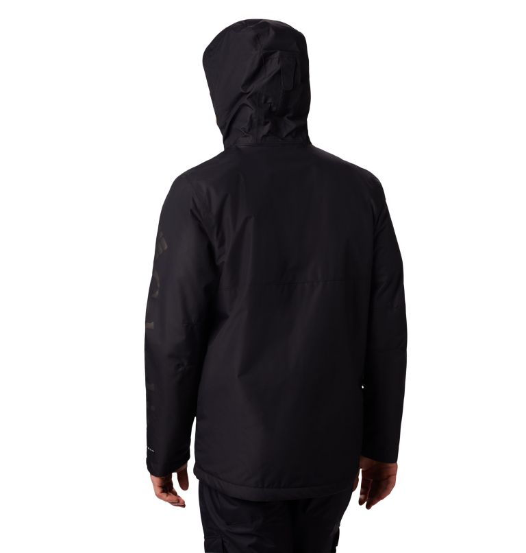 Timberturner™ Jacket | 010 | XL Men's Timberturner Ski Jacket, Black, back