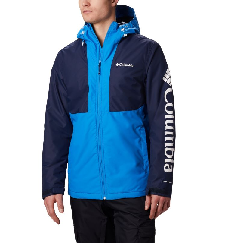 Men's Timberturner Ski Jacket Men's Timberturner Ski Jacket, front