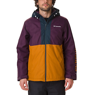 Men's Timberturner Jacket , front