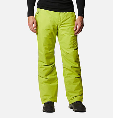 Pantalones de esquí Bugaboo™IV para hombre Bugaboo™ IV Pant | 043 | S, Bright Chartreuse, front