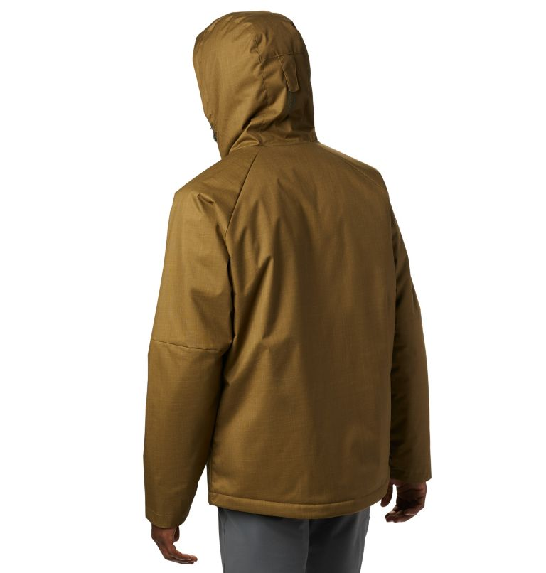Men's Chuterunner II Jacket Men's Chuterunner II Jacket, back