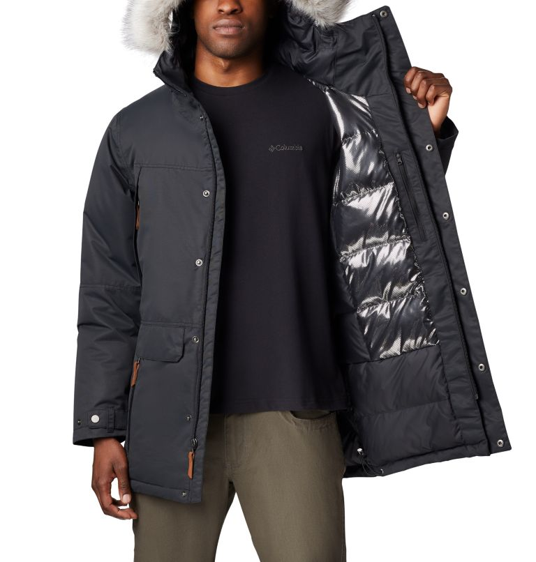 Men's South Canyon™ Long Down Parka Men's South Canyon™ Long Down Parka, a5