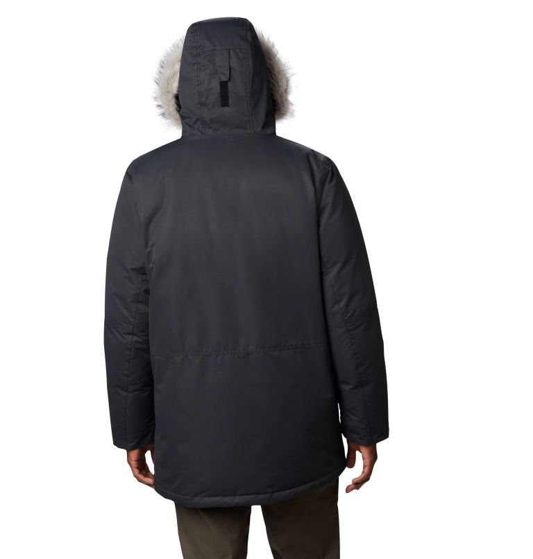 Men's South Canyon™ Long Down Parka Men's South Canyon™ Long Down Parka, back