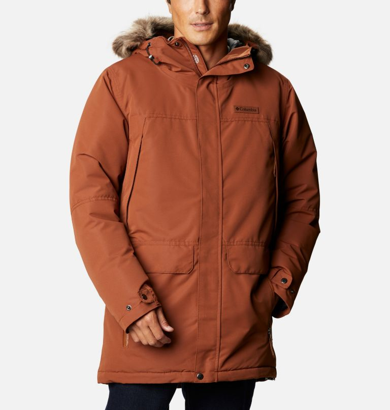 Men's South Canyon™ Long Down Parka Men's South Canyon™ Long Down Parka, front