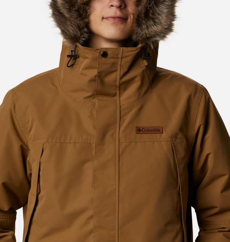 South Canyon™ Long Down Parka | 257 | L Men's South Canyon™ Long Down Parka, Delta, a2