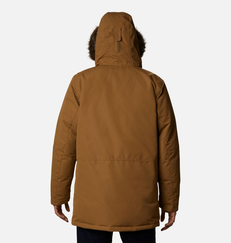 South Canyon™ Long Down Parka | 257 | XXL Men's South Canyon™ Long Down Parka, Delta, back