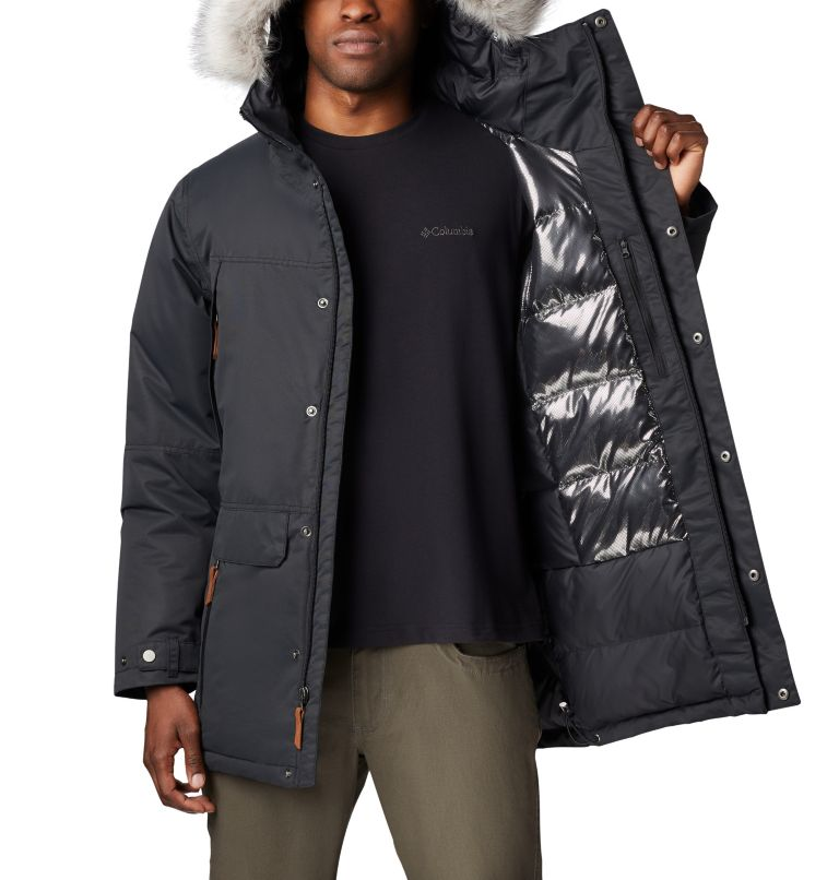 Men's South Canyon™ Long Down Parka - Big Men's South Canyon™ Long Down Parka - Big, a5