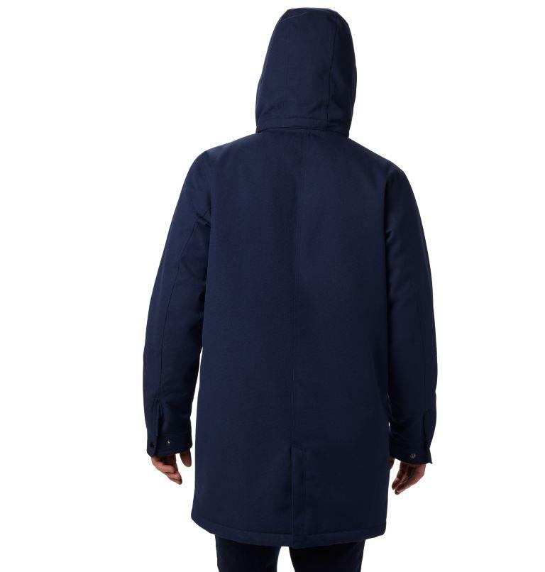 Men's Boundary Bay™ Long Insulated Jacket Men's Boundary Bay™ Long Insulated Jacket, back