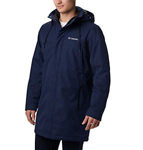 Men's Boundary Bay™ Wool-Tech Long Insulated Jacket