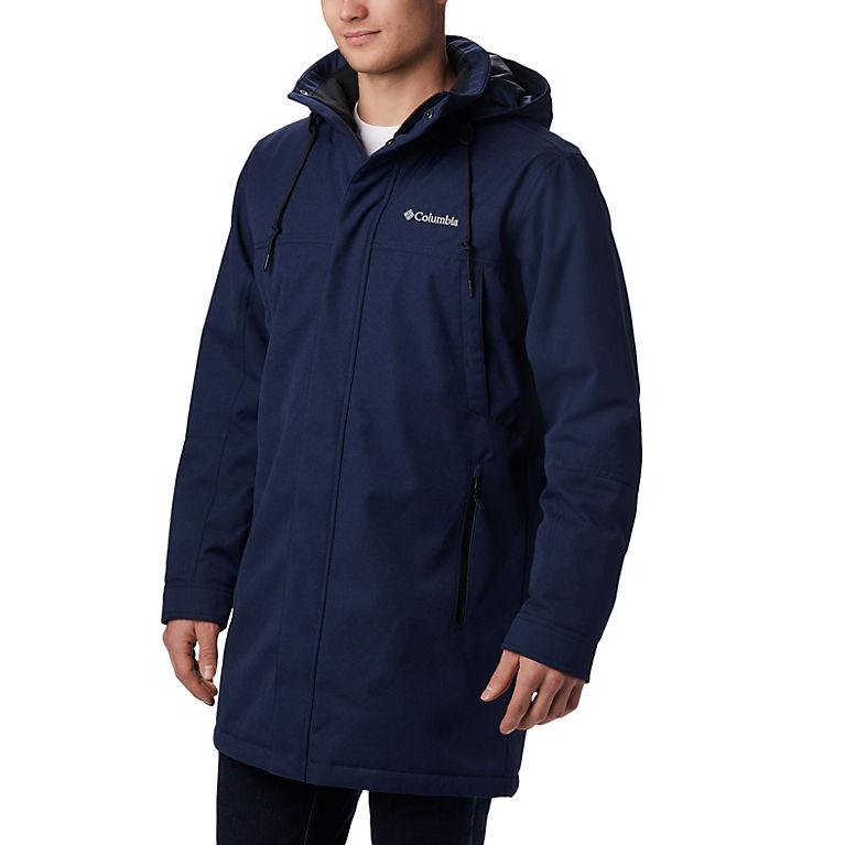 Men's Boundary Bay™ Long Insulated Jacket