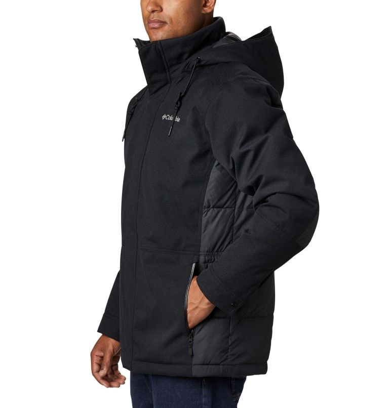 Boundary Bay™ Hybrid Jacket | 010 | L Men's Boundary Bay™ Hybrid Jacket, Black, a1