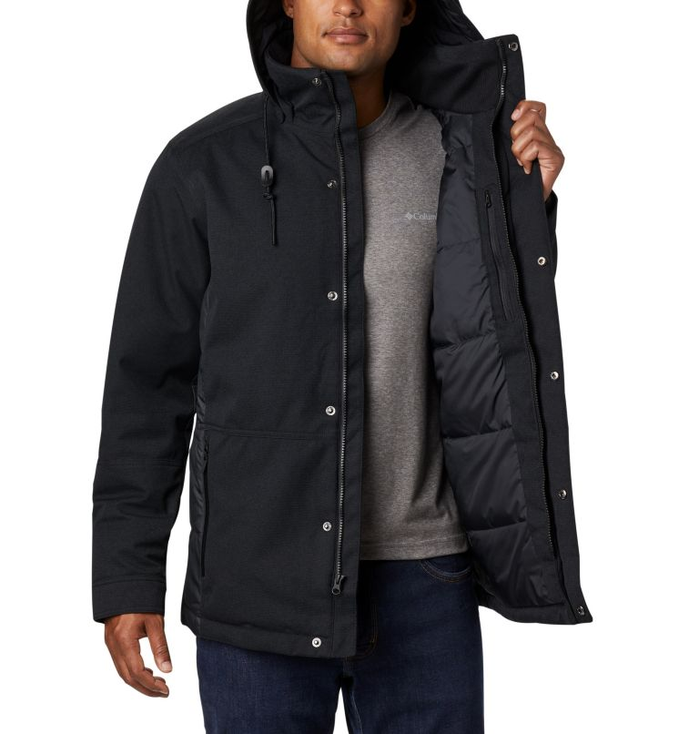 Boundary Bay™ Hybrid Jacket | 010 | L Men's Boundary Bay™ Hybrid Jacket, Black, a3