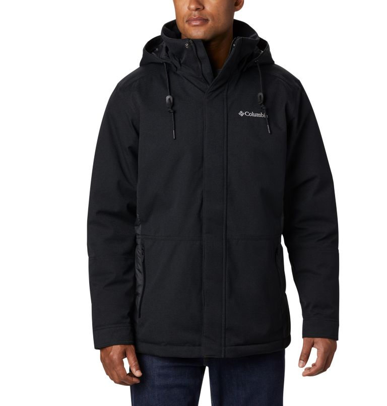 Boundary Bay™ Hybrid Jacket | 010 | L Men's Boundary Bay™ Hybrid Jacket, Black, front