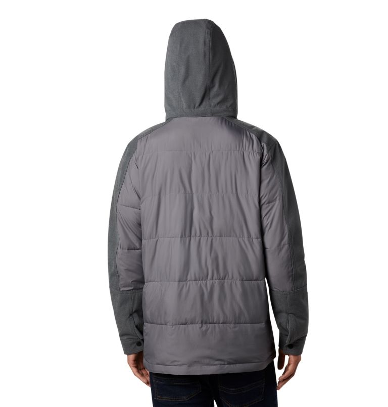 Men's Boundary Bay™ Hybrid Jacket Men's Boundary Bay™ Hybrid Jacket, back