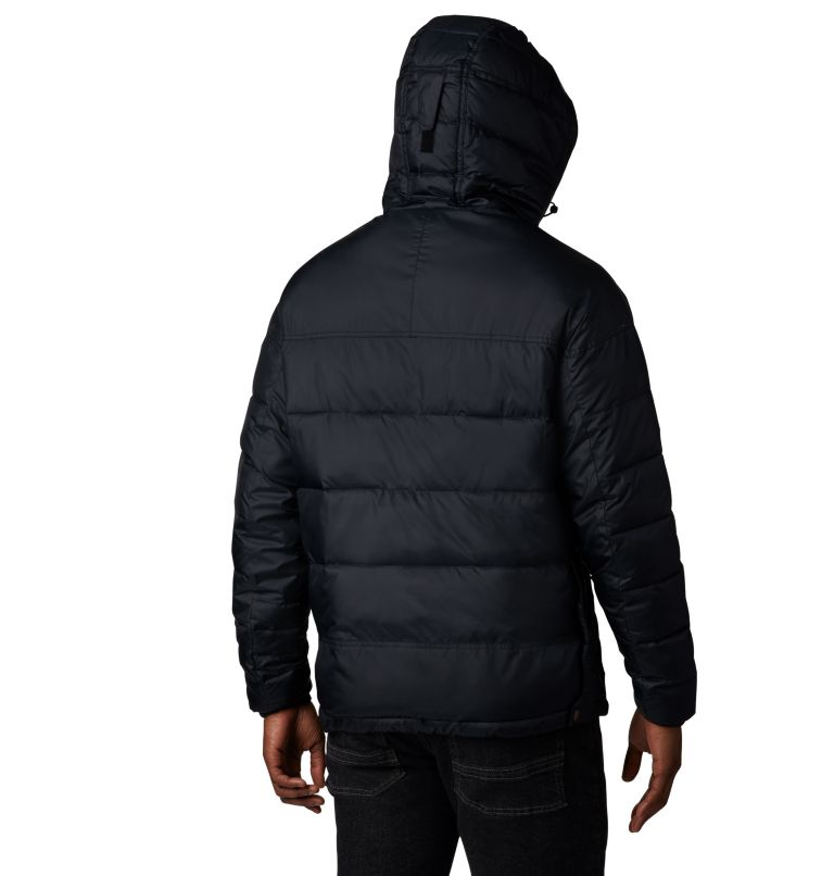 Men's Columbia Lodge™ Pullover Insulated Jacket Men's Columbia Lodge™ Pullover Insulated Jacket, back