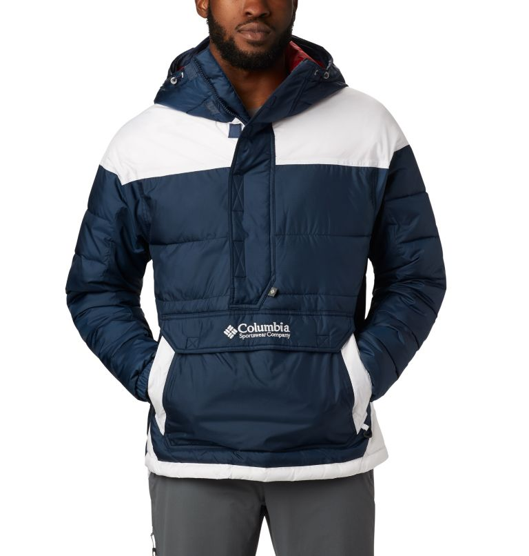 Men's Columbia Lodge™ Pullover Insulated Jacket Men's Columbia Lodge™ Pullover Insulated Jacket, front
