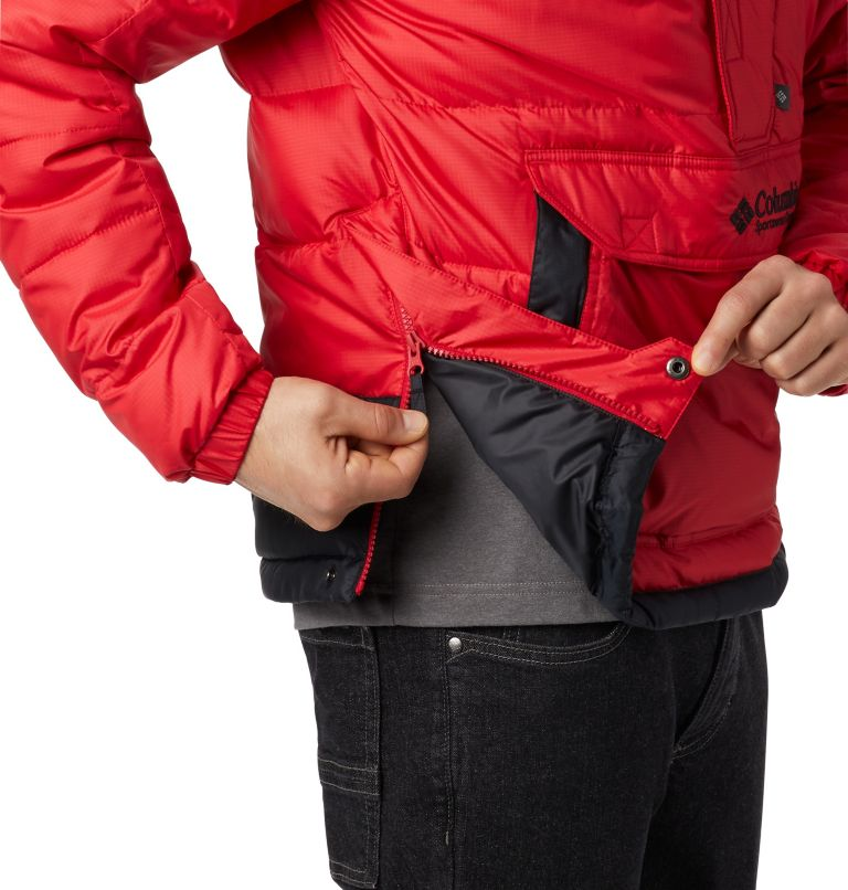 Men's Columbia Lodge™ Pullover Insulated Jacket Men's Columbia Lodge™ Pullover Insulated Jacket, a1