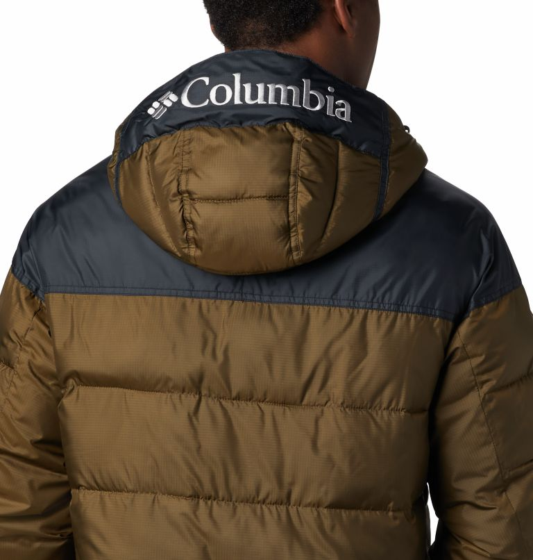 Columbia Lodge™ Pullover Jacke | 319 | L Veste À Enfiler Columbia Lodge Homme, Olive Green, Black, a1