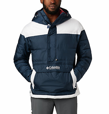 Men's Columbia Lodge Pullover Jacket , front