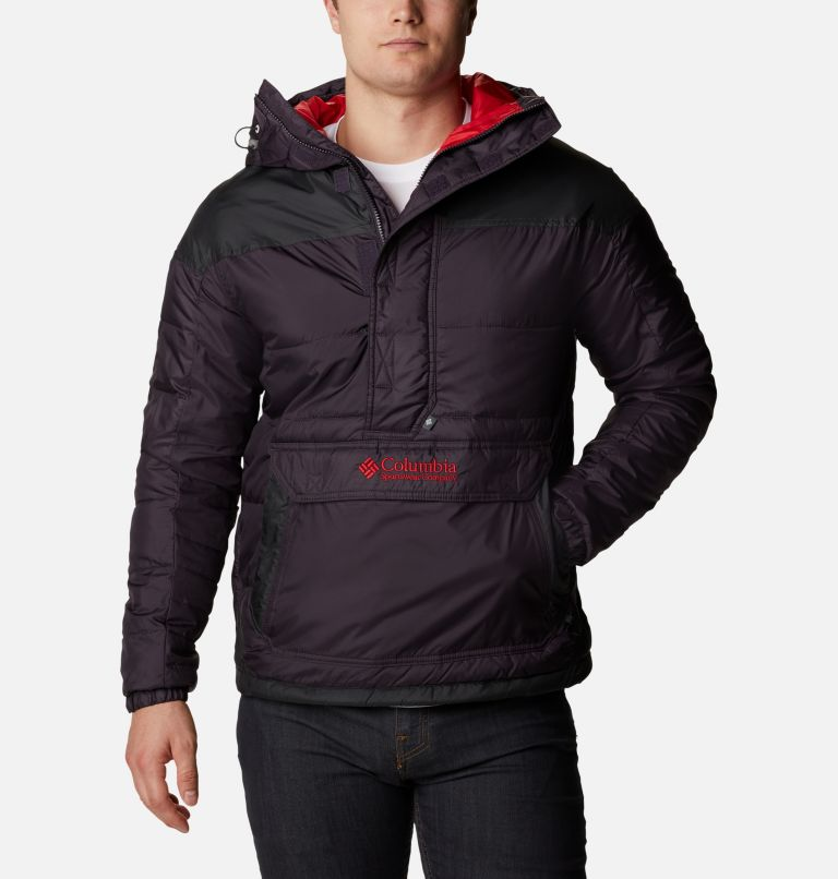 Men's Columbia Lodge Pullover Jacket Men's Columbia Lodge Pullover Jacket, front