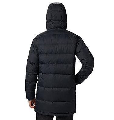 Chaqueta larga de plumón Macleay™ para hombre Macleay™ Down Long Jacket | 010 | XXL, Black, back