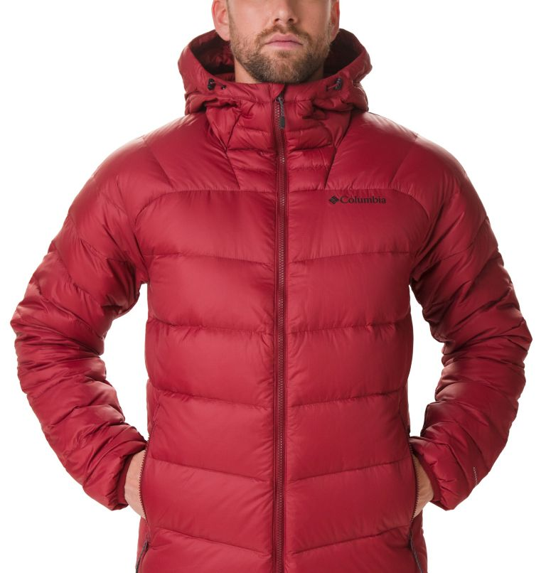 Men's Centennial Creek™ Down Hooded Jacket Men's Centennial Creek™ Down Hooded Jacket, a1