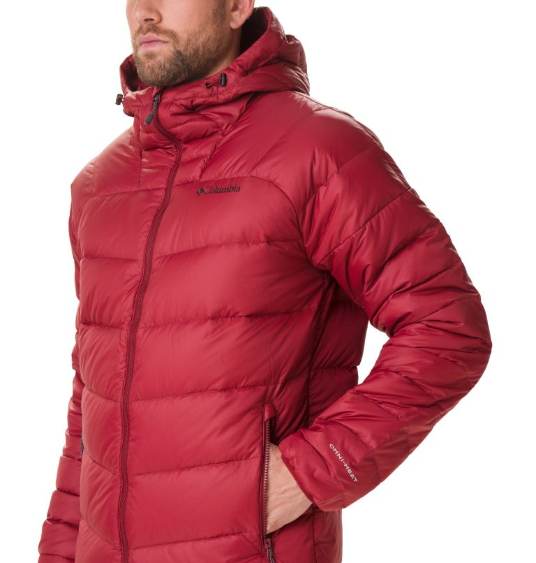 Men's Centennial Creek™ Down Hooded Jacket Men's Centennial Creek™ Down Hooded Jacket, a2