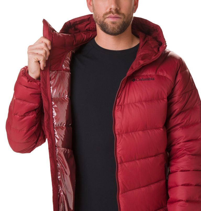 Men's Centennial Creek™ Down Hooded Jacket Men's Centennial Creek™ Down Hooded Jacket, a3