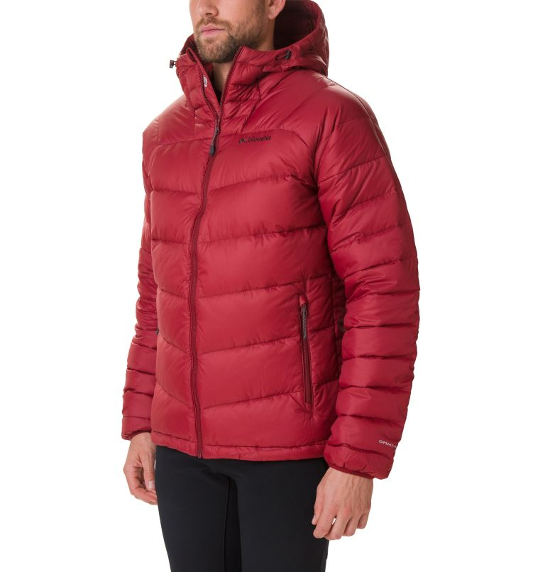Men's Centennial Creek™ Down Hooded Jacket Men's Centennial Creek™ Down Hooded Jacket, front
