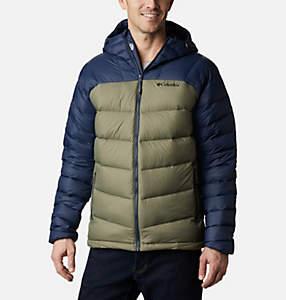Men's Centennial Creek™ Down Hooded Jacket