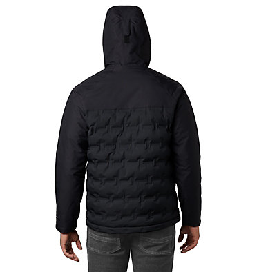 Men's Grand Trek™ Down Jacket Grand Trek™ Down Jacket | 010 | L, Black, back