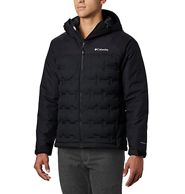 Men's Grand Trek™ Down Jacket Grand Trek™ Down Jacket | 010 | L, Black, front