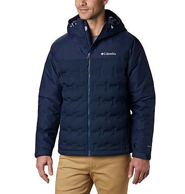 Men's Grand Trek Down Jacket , front