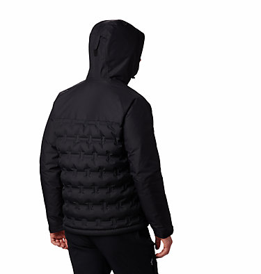 Chaqueta de plumón Grand Trek para hombre Grand Trek™ Down Jacket | 010 | L, Black, back