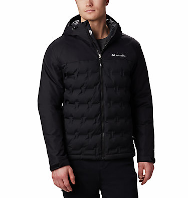 Doudoune Grand Trek Homme Grand Trek™ Down Jacket | 010 | L, Black, front
