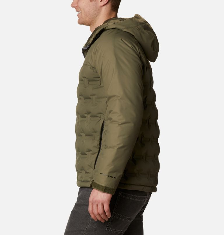 Grand Trek™ Down Jacket | 397 | XXL Giacca Grand Trek Down da uomo, Stone Green, a1