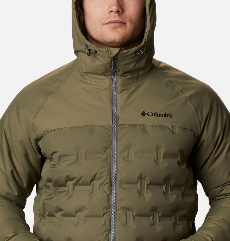 Grand Trek™ Down Jacket | 397 | XXL Giacca Grand Trek Down da uomo, Stone Green, a2