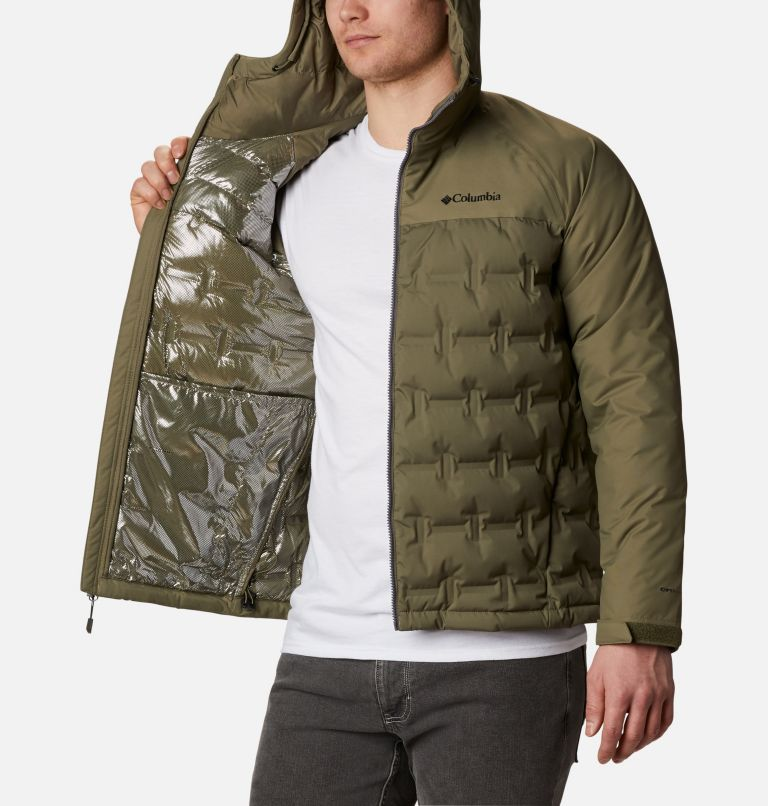 Grand Trek™ Down Jacket | 397 | XXL Giacca Grand Trek Down da uomo, Stone Green, a3
